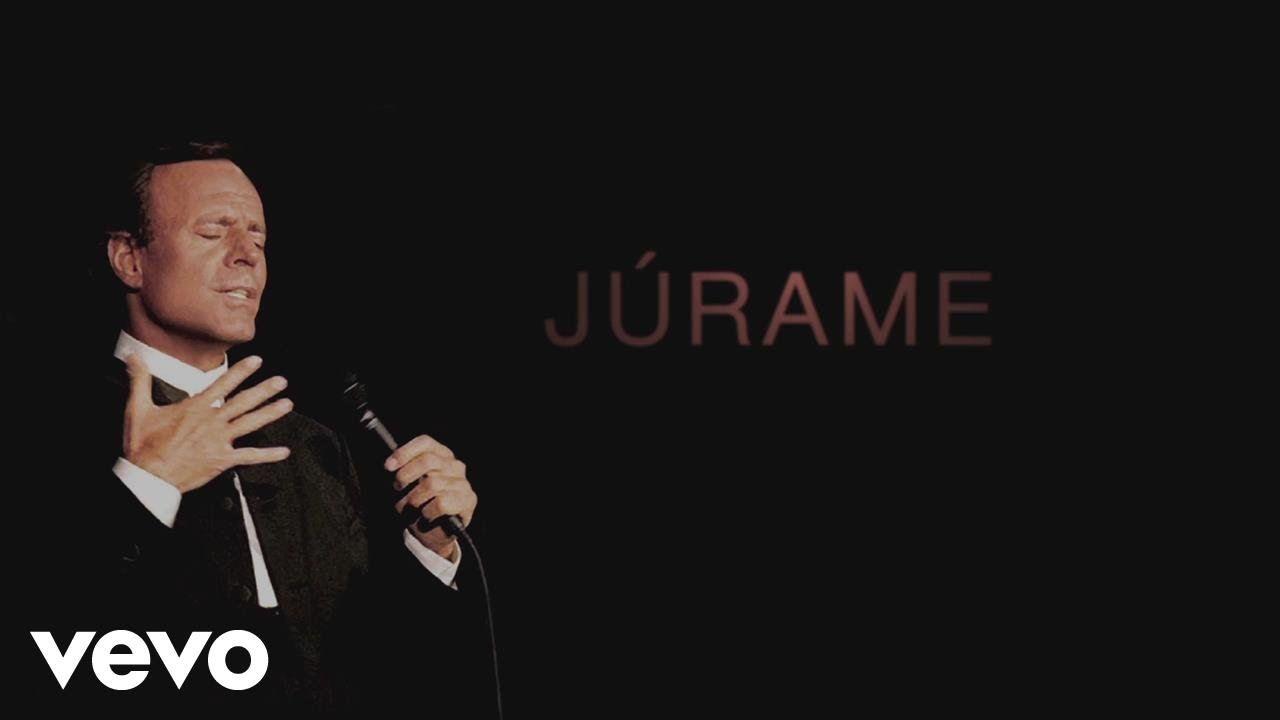 Julio Iglesias, Juan Luis Guerra - Júrame (Official Lyric Video)