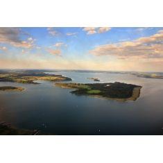 Chiemgau, Herreninsel im Chiemsee, Fototapete, Merian, Fotograf: P. Becker