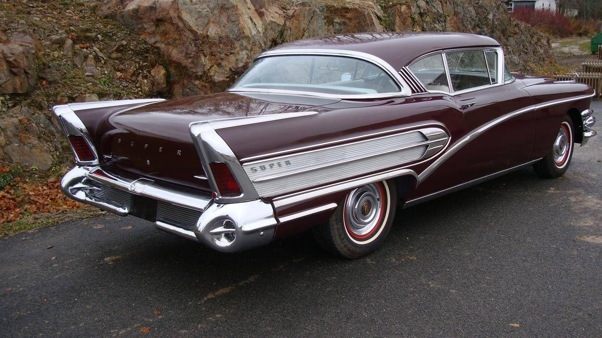 1958 Buick Super 8 | Old Rides 6 | Pinterest | Sports coupe and Cars
