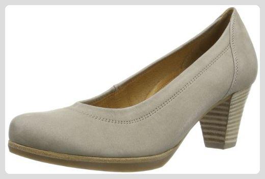 Gabor Shoes Gabor Comfort 82.080.33 Damen Pumps, Grau