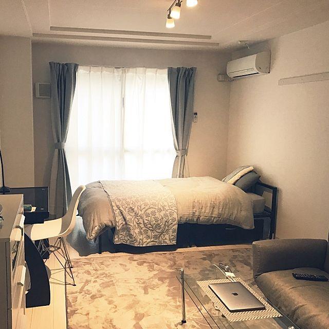 ホテルスタイルなインテリアを作ろう   Room, Interiors And House