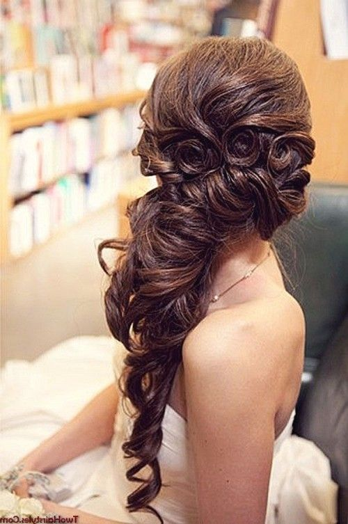 Quinceanera Hairstyles With Tiara Updos Pinterest Hair Style Girls Hairdos And Updos