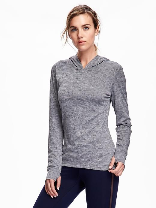 Go-Dry Cool Hooded Pullover for Women