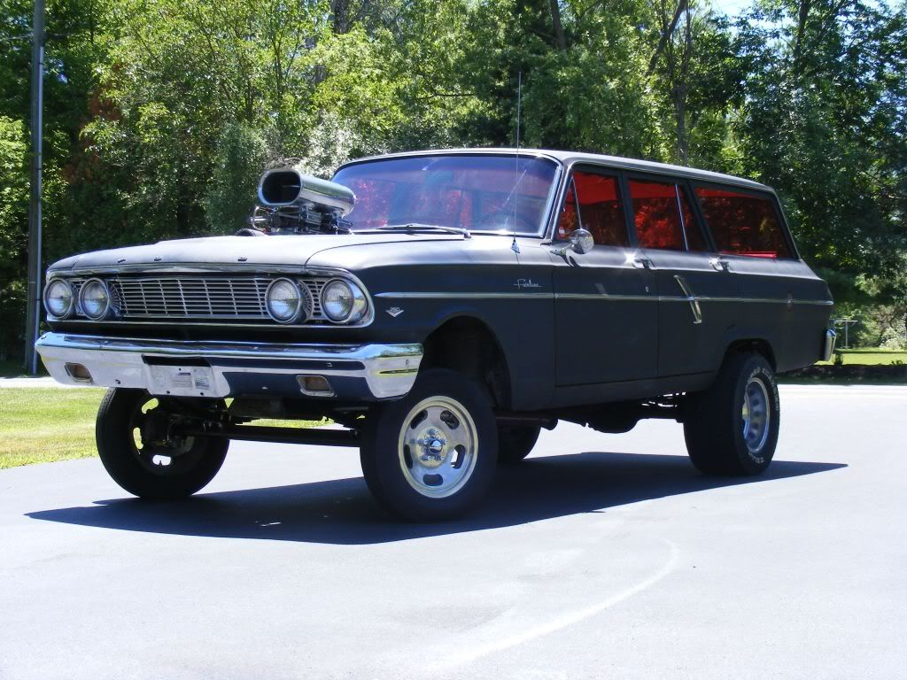 64 fairlane gasser build page 3 the h a m b