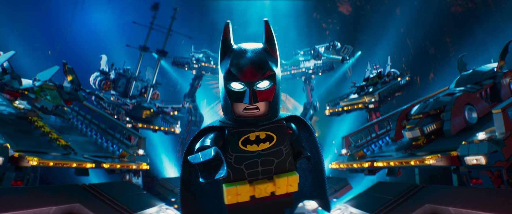 The LEGO Batman Movie (2017) Torrent Download DVDRip YIFY ...