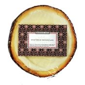 New at Beekman 1802 Mercantile:  goat milk cheesecake with shortbread crust