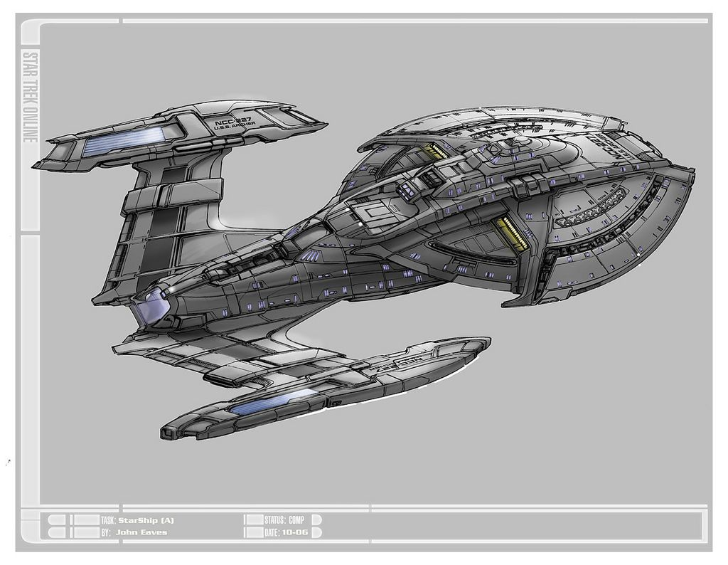 Tahoe Starship A Color