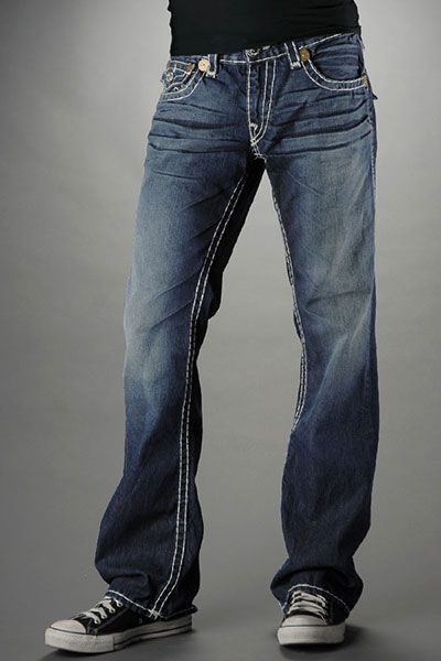 7ac121de True Religion Men's Billy BootCut Jean NZ018 | My Style | Mens ...