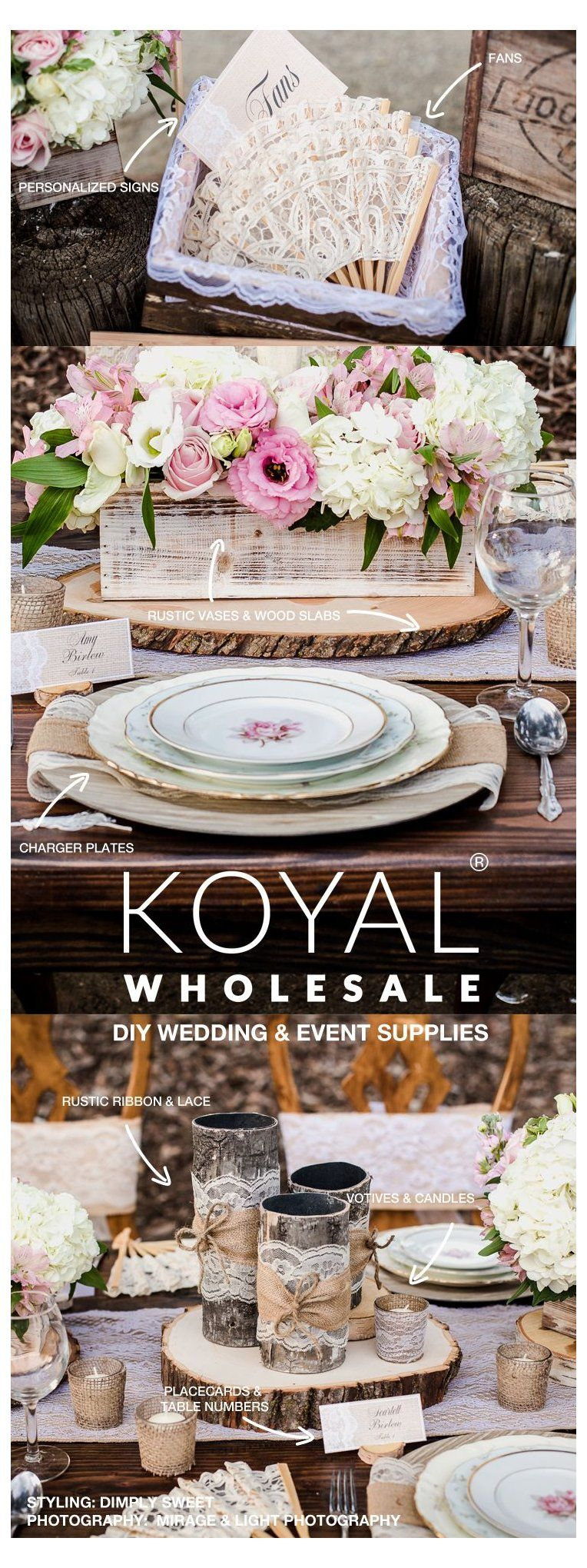 Stylish Wholesale Wedding Supplies Party Supplies Koyal Party Supplies Wholesale Wedding Favo 2020 Kendin Yap Dugun Dugun Masa Susleri Dugun Dekorasyonlari