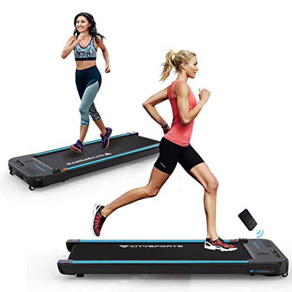 The Best Black Friday Deals On Home Workout Equipment Save On The Mirror Nordictrack More In 2021 Portable Treadmill Treadmill Walking Home Workout Equipment