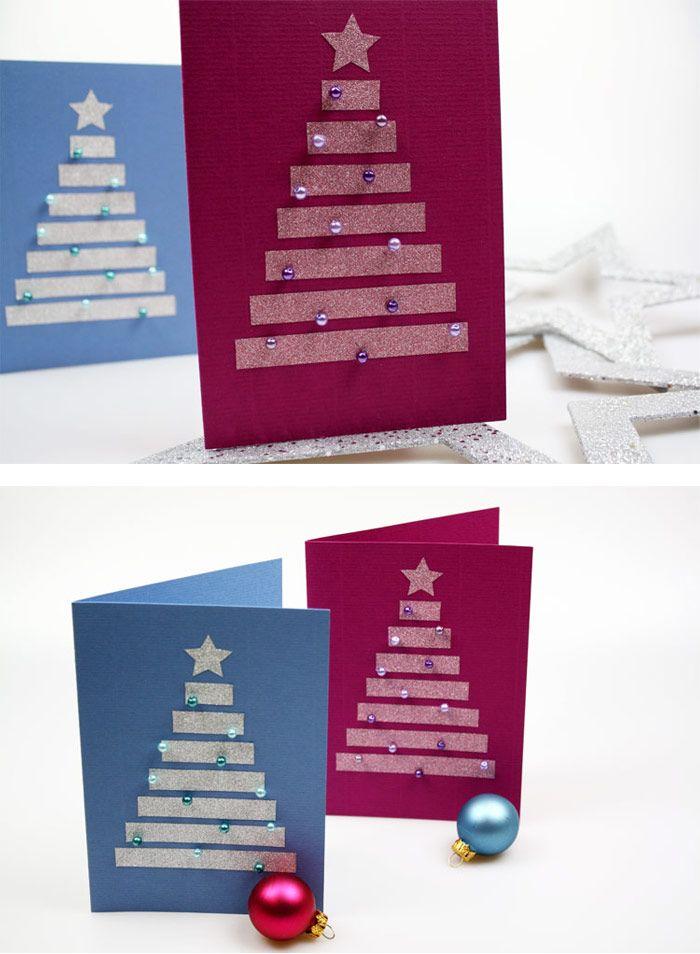 die besten 25 weihnachtskarten basteln volksschule ideen. Black Bedroom Furniture Sets. Home Design Ideas