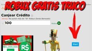 Hack De Robux Gratis Como Tener Robux Gratis En Roblox 2019 Funcionando 100 Coisas Grátis Roblox Sorteio