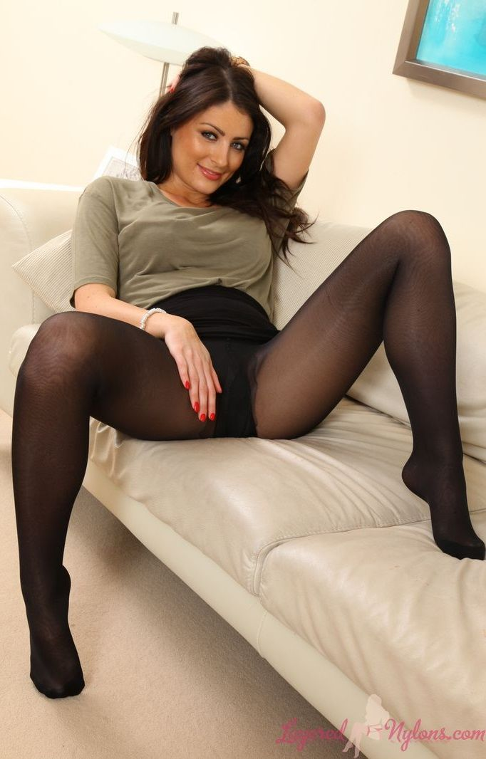 In Pantyhose If