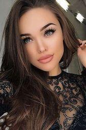 Photo of #Bild #Makeup #Makeupbild #natürliches #Nettes #schönes