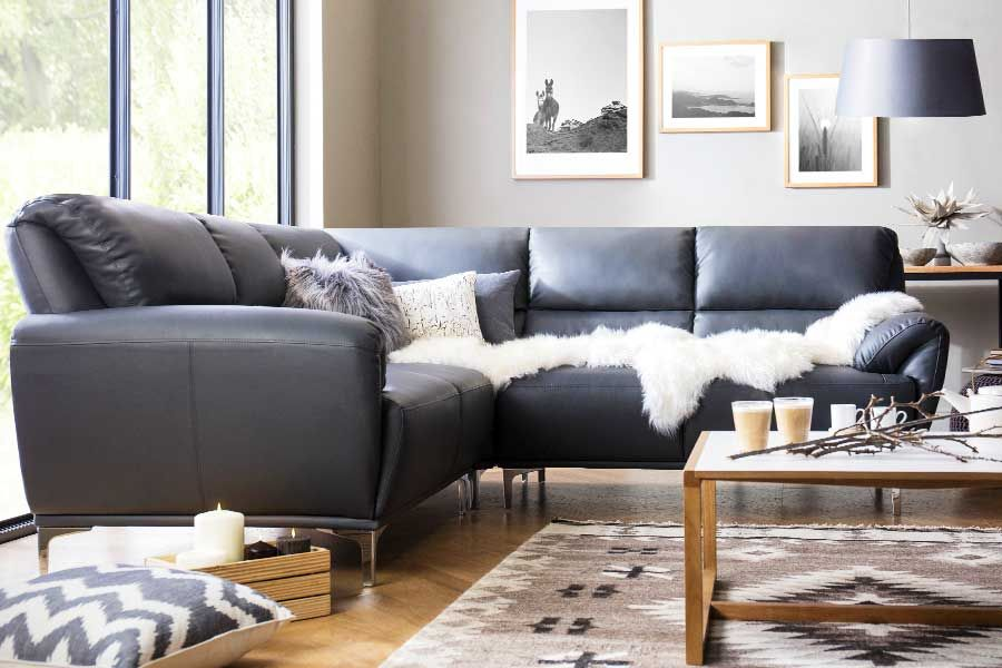 Buy Leather Sofas Online At Furniture Choice And Get Free Fast