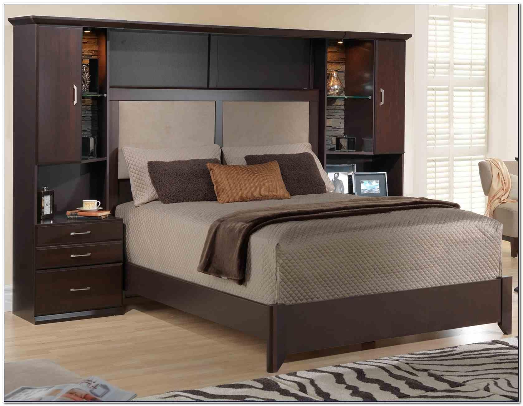 Edenfield King Wall Storage Bed Folio 21 Bedroom Ideas With Regard