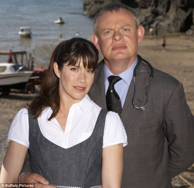 doc martin town in uproar after hotel boss exposed as. Black Bedroom Furniture Sets. Home Design Ideas