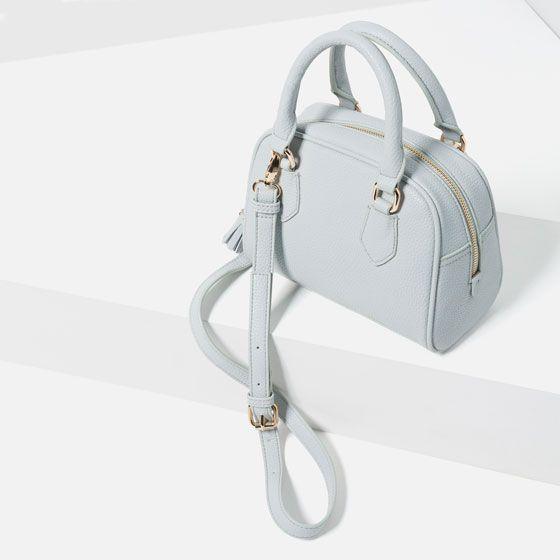 Image 3 de MINI SAC BOWLING de Zara
