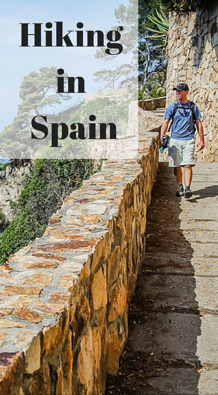Hiking Camino De Ronda From Lloret To Tossa Hiking Trip Best