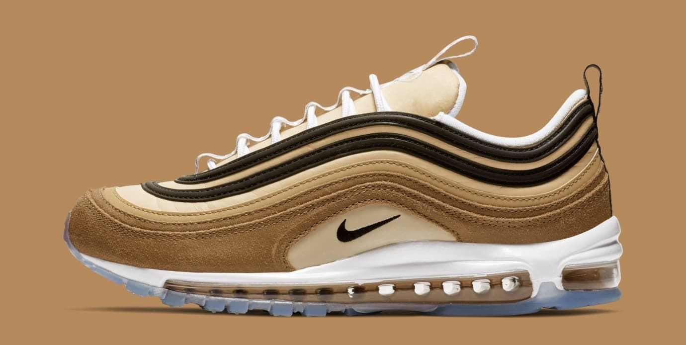 nike air max 97 gold dames
