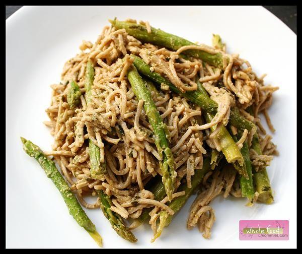 Thai Peanut Pasta (Gluten Free) Whole Food Recipes   Whole ...