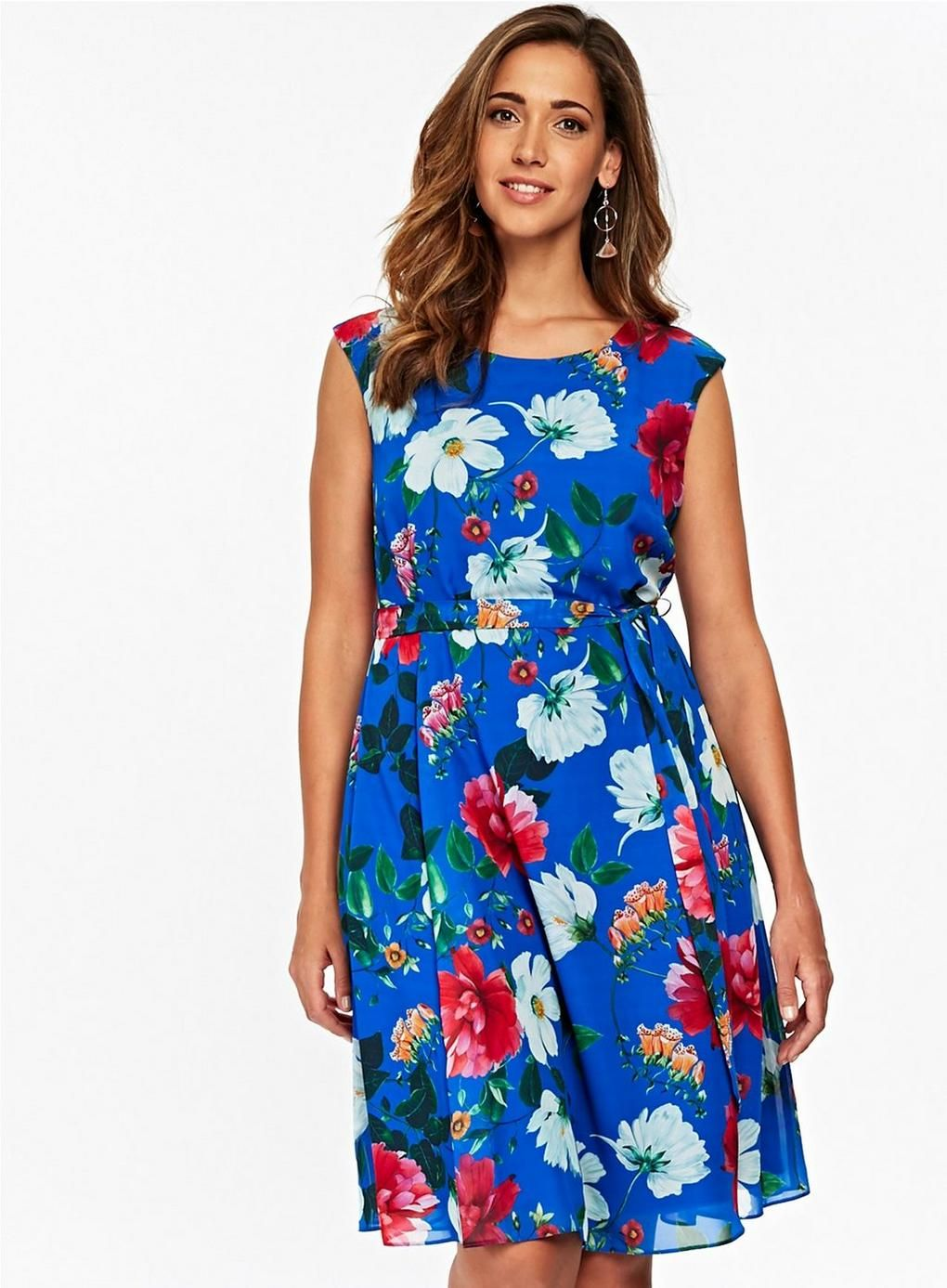 Perfect the trend blue dress forecasting dress for summer in 2019