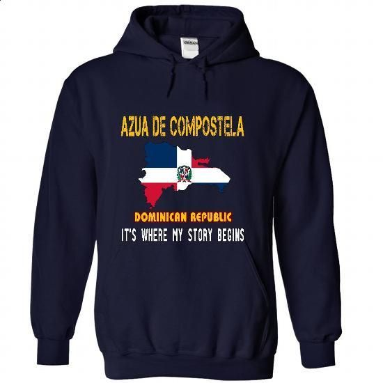 AZUA - Its where my story begins! - #thoughtful gift #hoodies for teens