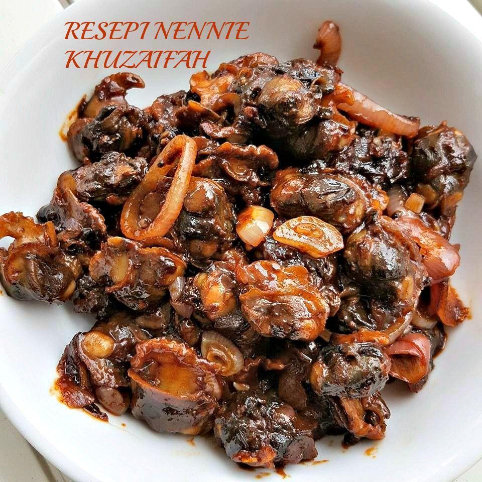 Resepi Nasi Lemak Rendang - Kebaya Glamir
