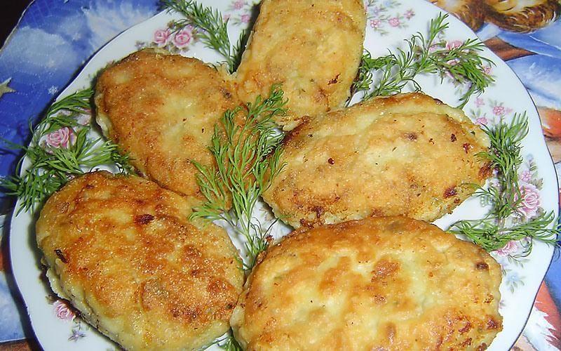 Рыбные котлетки с творогом - рецепт с фото - как приготовить - ингредиенты, состав, время приготовления - Дети Mail.Ru