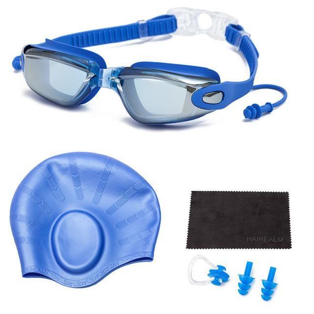 Myopia Anti-Fog For Adult Diopter Prescription Swimming