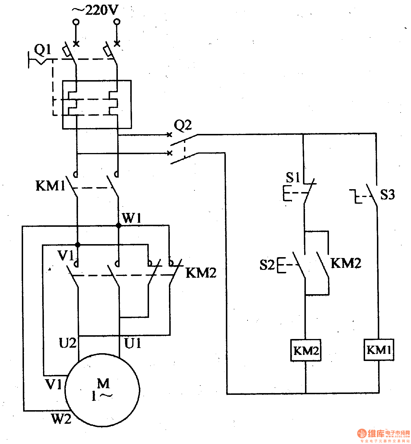 Unique Motor Terminal Connection Diagram Diagram