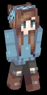 Skins Populares De Minecraft NameMC Minecraft Pinterest - Skin para minecraft namemc