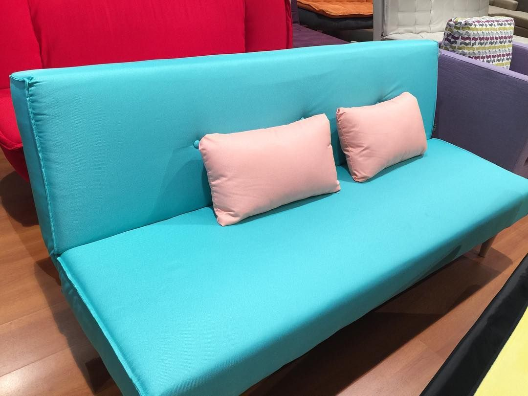 Model Sofa Bed Terbaru Warna Kuning Beserta Harga Minimalis Modern And Interiors