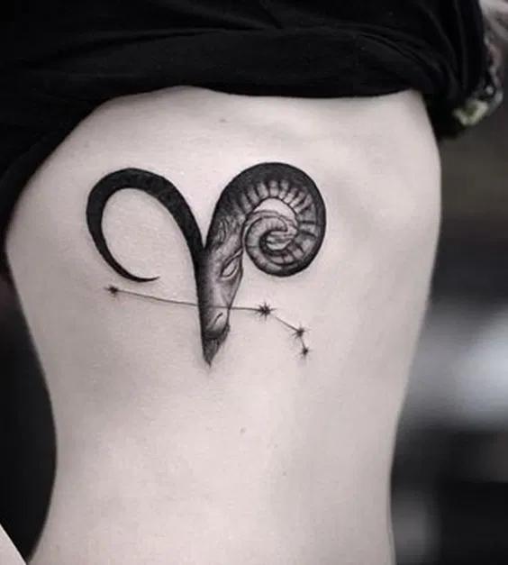 CLICK HERE ARIES Tattoo
