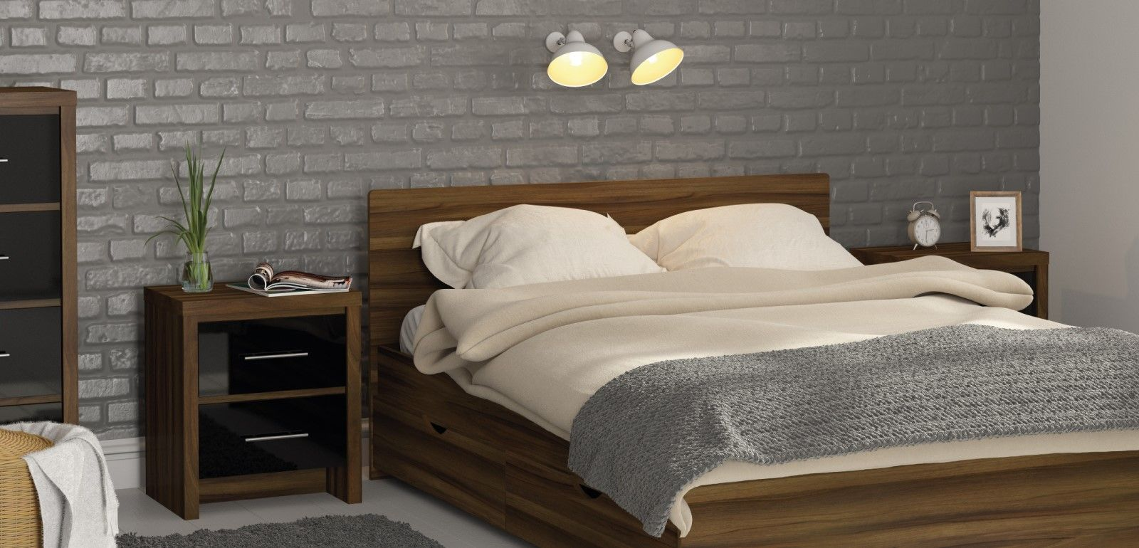 The nononsense masculine bedroom guide Home decor bedroom