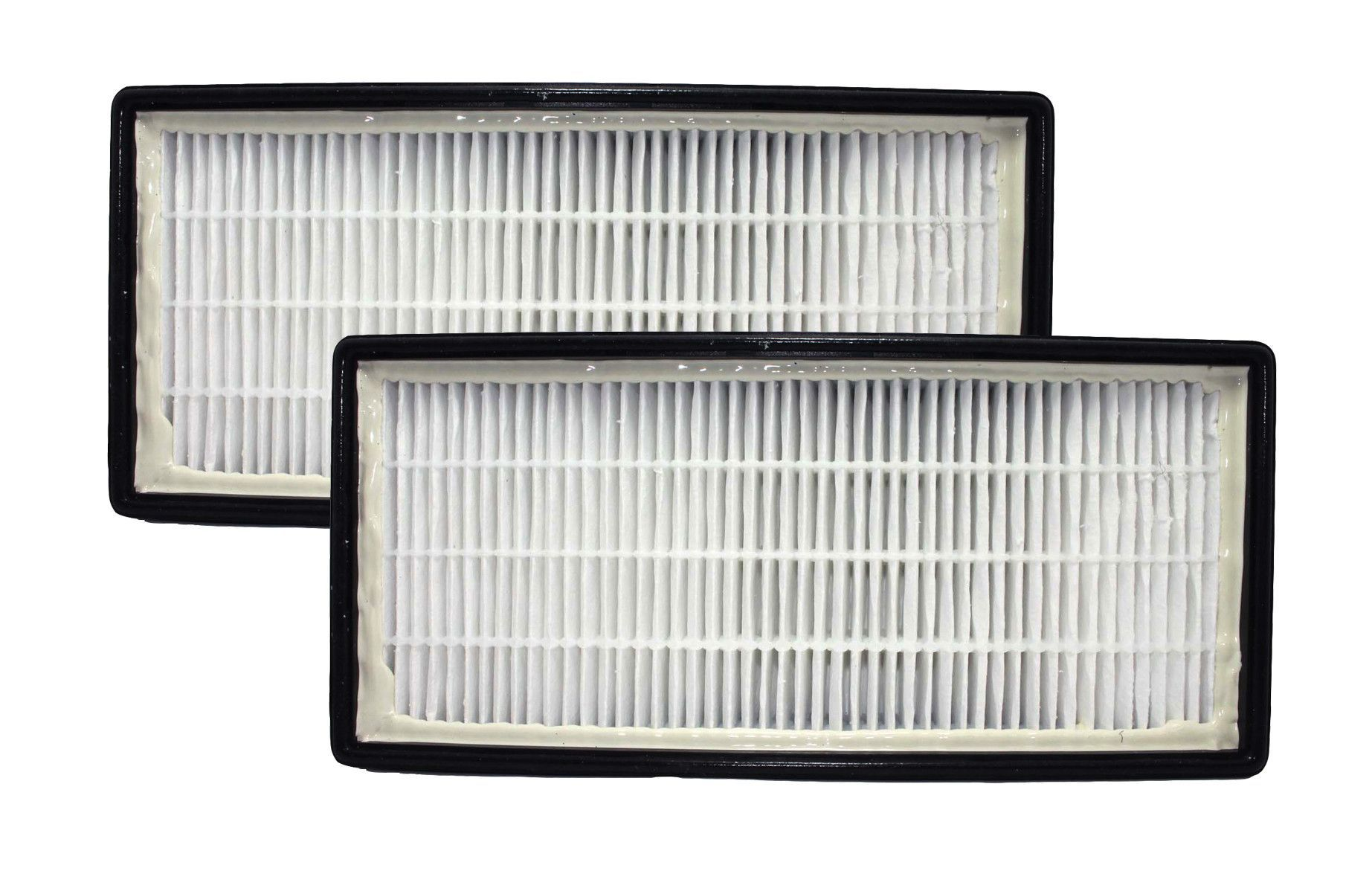 2 Air Filters Designed for select Holmes, Honeywell, Vicks