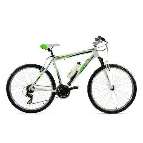 650fed18f BICI ALUMINIO HOMBRE ALTUS BLANCA VERDE TALLA 20 Bicicletas Infantiles