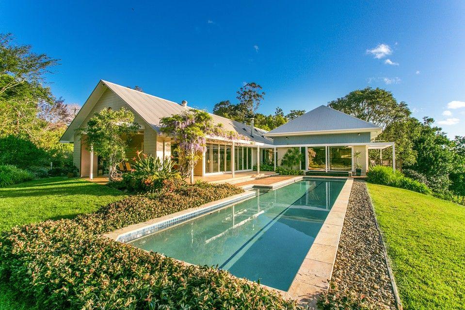 Modern Country Homes a passive solar design in australia | passive solar