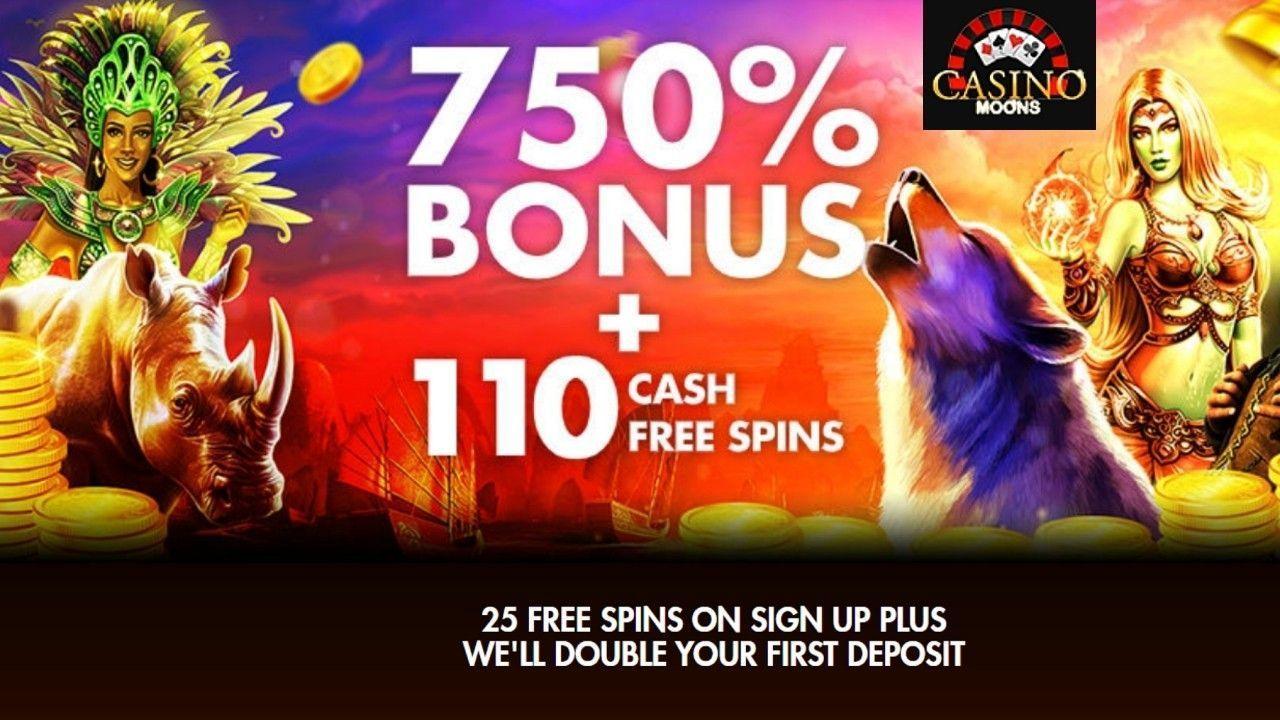 Usa casinos free welcome bonus