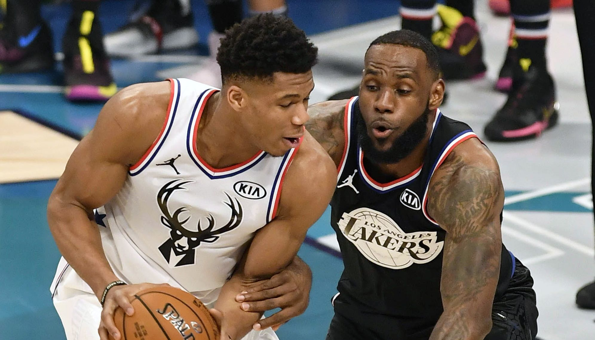 Nba All Star Game 2020 Live Stream How To Watch Team Lebron Vs Team Giannis From Anywhere Tonight In 2020 All Star Gianni Nba League Pass