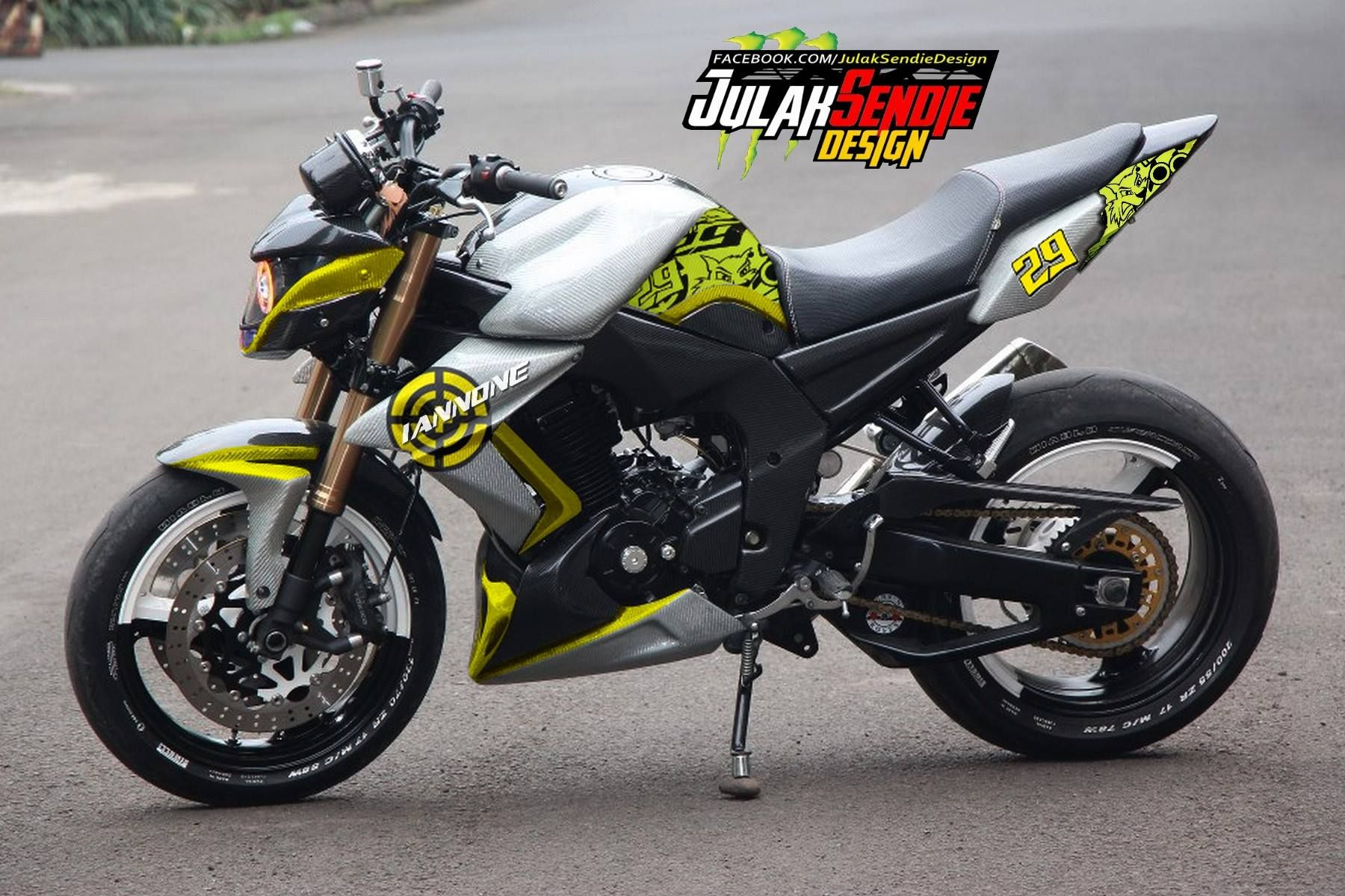 2019 Yamaha FZ V3.0 Colors: Metric Black, Racing Blue ( FI