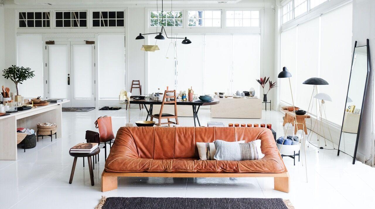 From Austin To Portland Spartan S New Shop In Portland Oregon Remodelista Furniture Vintage Industrial Living Room Home Decor