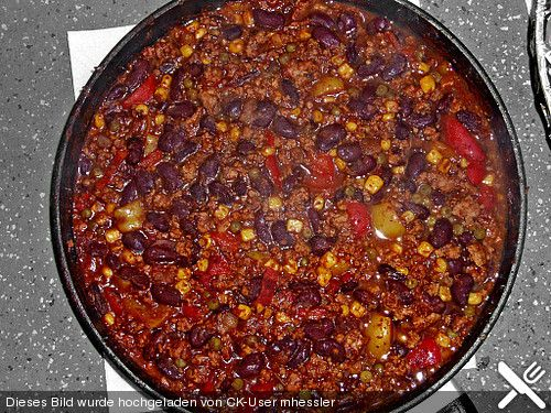 Das Beste Chili Con Carne Party Food Fingerfood Drinks