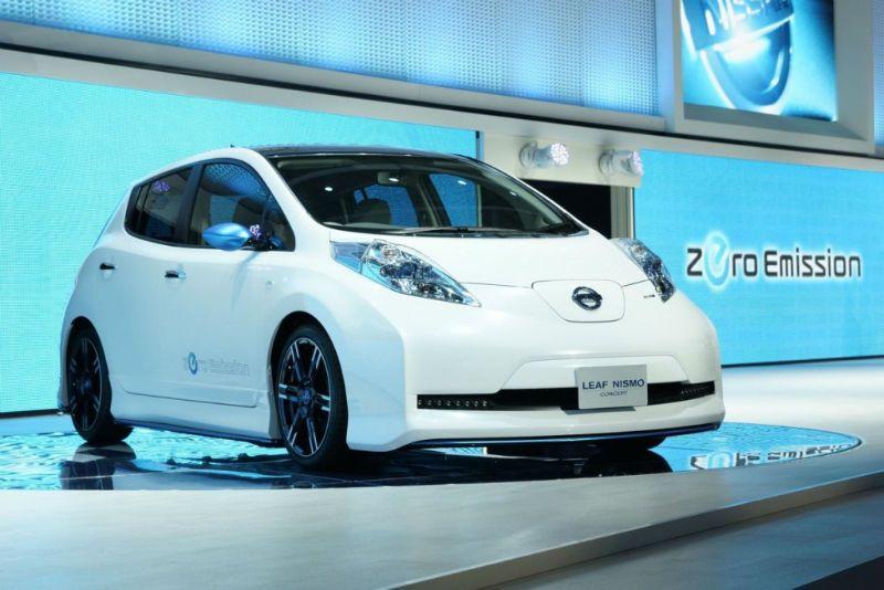 2015 Nissan Leaf Awd
