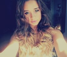 ombre, ombre hair, style, fashion, summer (Full Size)