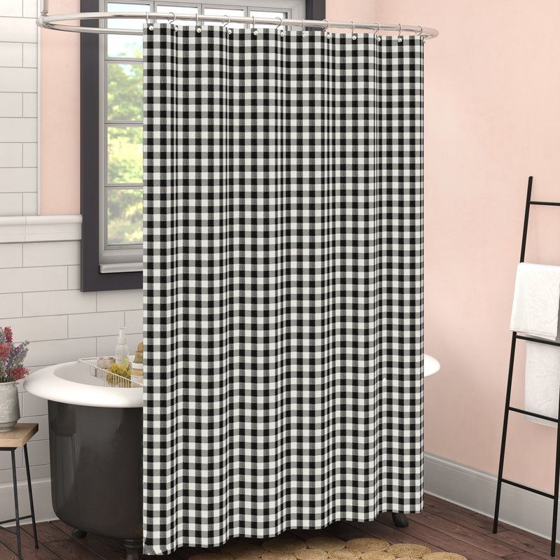 Grand view single shower curtain shower curtain
