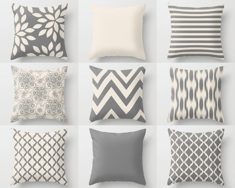 sofa pillow covers beige pillows