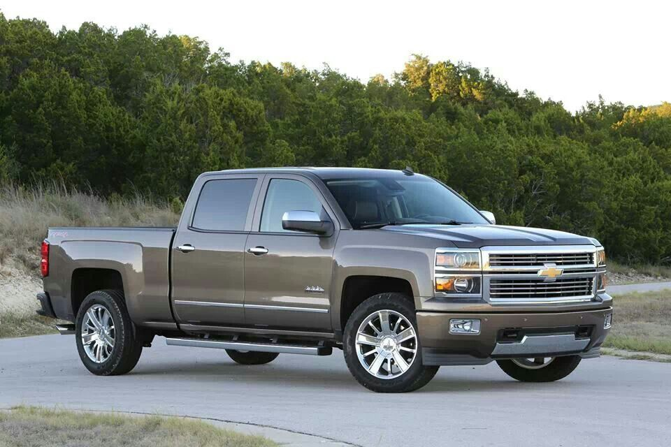 Silverado High Country Chevrolet Silverado Silverado High