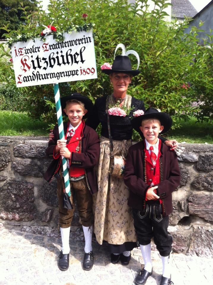 #stadtmusikkitzbühel #Jubiläum 150 Jahre - toller Festumzug in der Kitzbüheler Innenstadt!