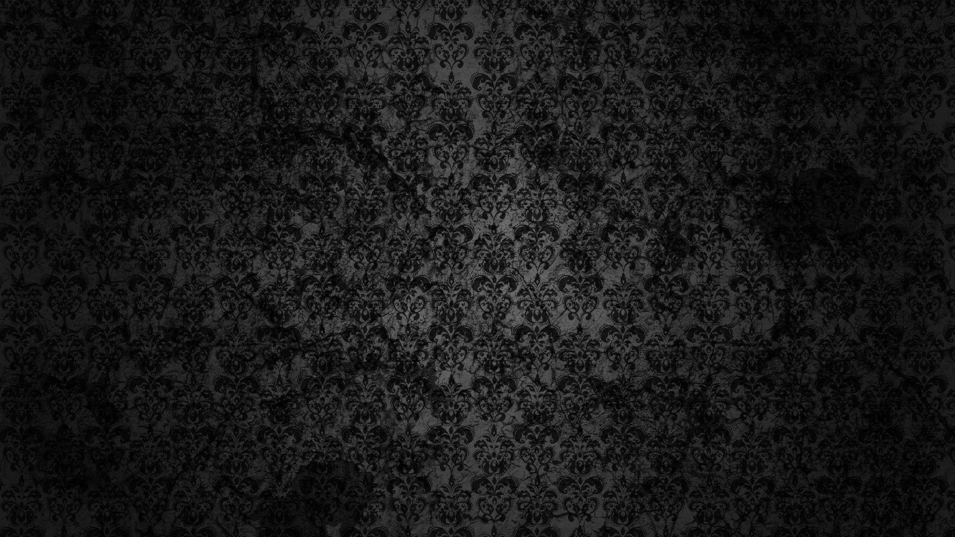 Grunge Desktop Wallpapers Group 1920 1080 Grunge Desktop Wallpapers 27 Wallpapers Black Textured Wallpaper Black Floral Wallpaper Black Texture Background